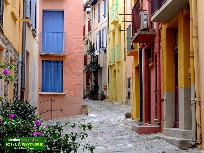 48- mediterranean streets towns