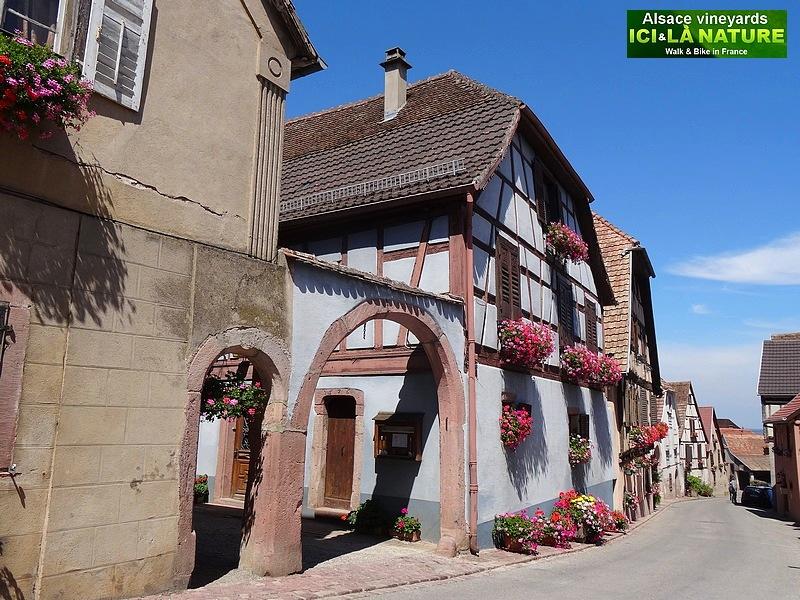 56-plus beaux villages alsace