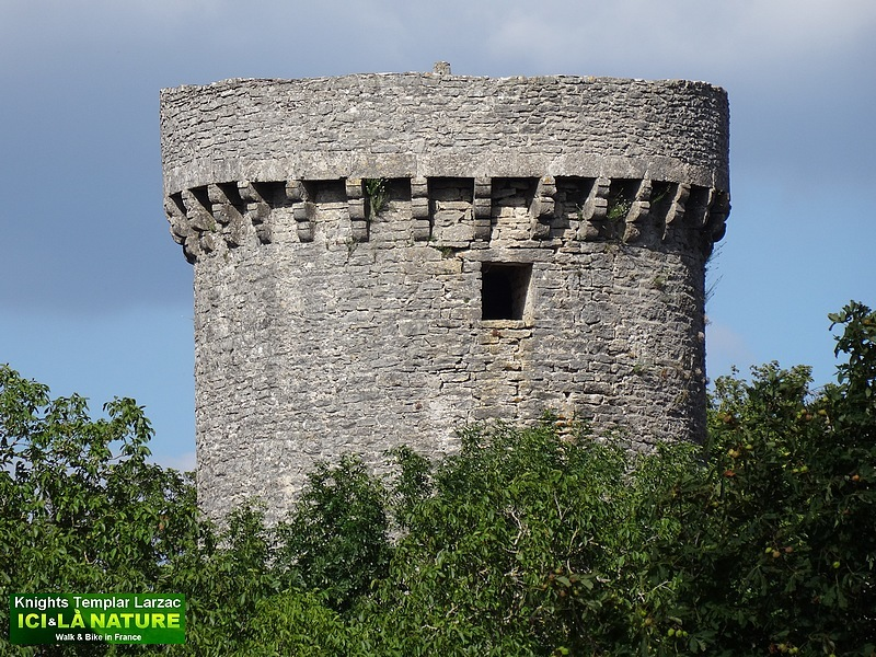 02-chateau fort les templiers larzac