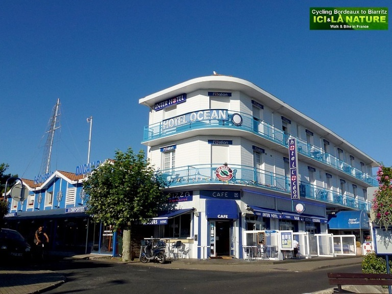 18- hotel ocean capbreton