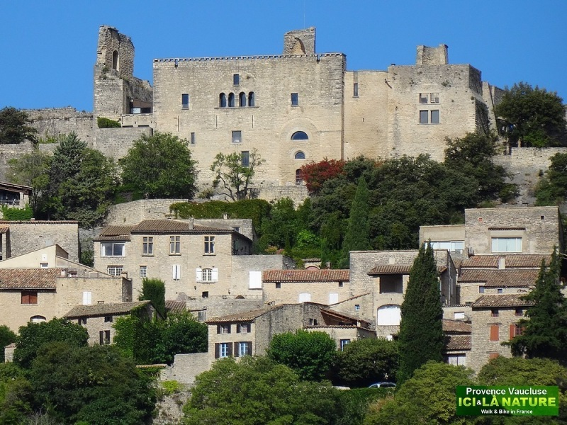 18-old castle provence