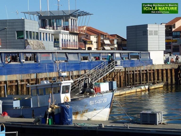 25-capitainerie port de capbreton