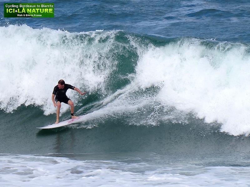 33-surf cote atlantique landes