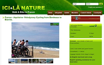 France velodissey cycling bordeaux biarritz aquitaine