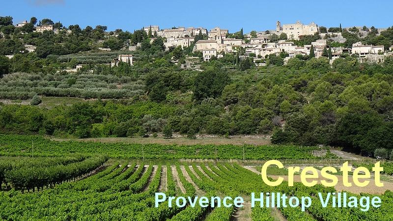 provence hilltop village