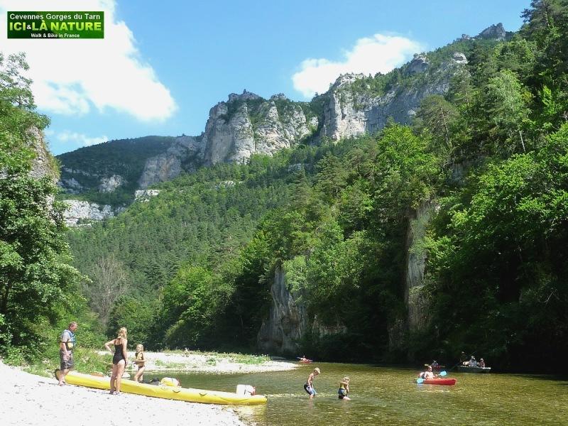 11-gorges du tarn canoe rental