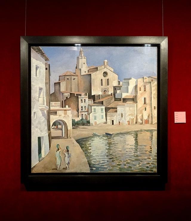 15-port alguer dali museum figureres