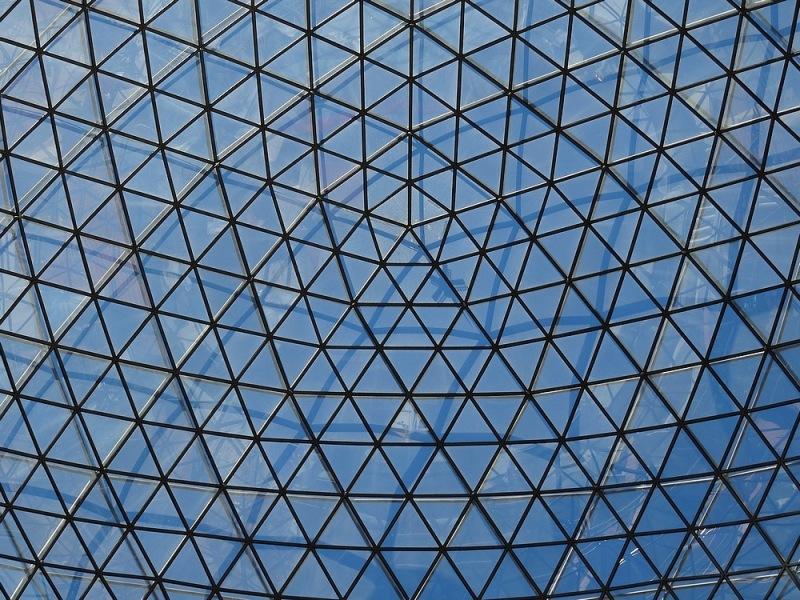 17-structure dome musee dali