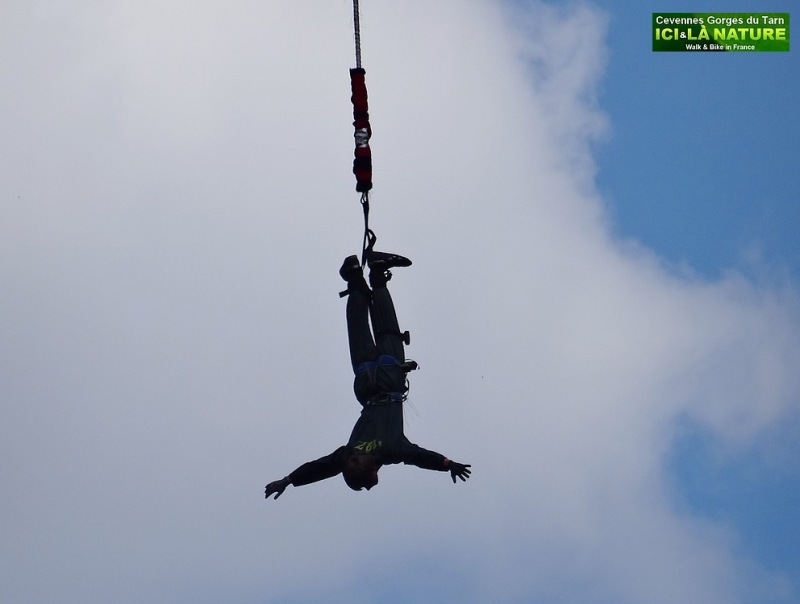 28-Bungee jumping sites en France and Europe
