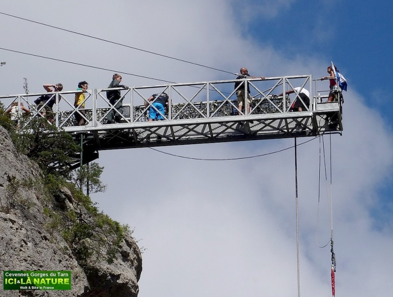29-great bungee jumping locations in France.