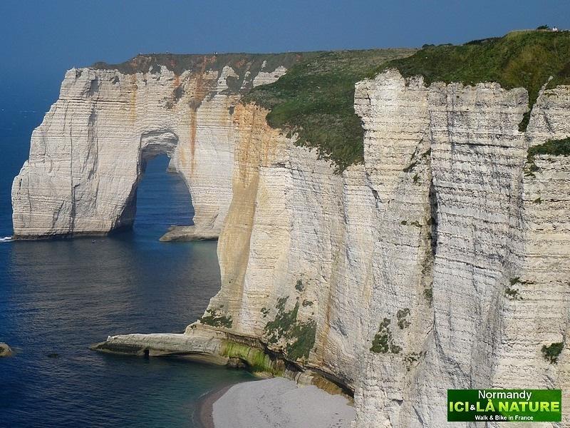 50-où voir paysage impressioniste en normandy etretat