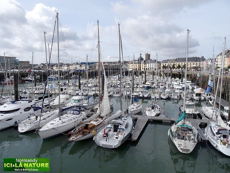 02-port dieppe normandy france