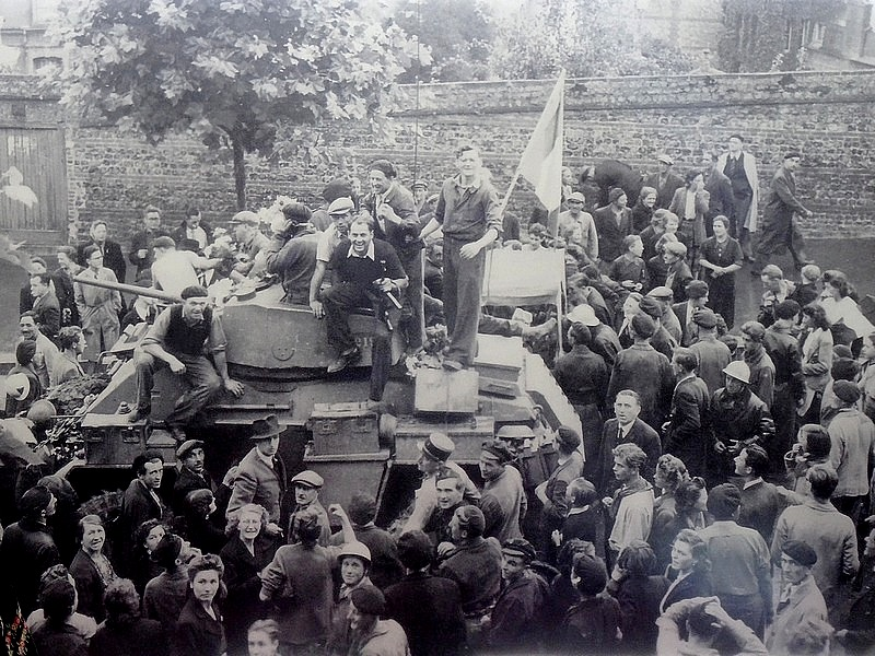 16-normandy dieppe liberation