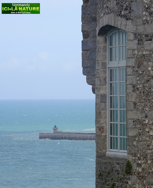 17-normandy castles dieppe