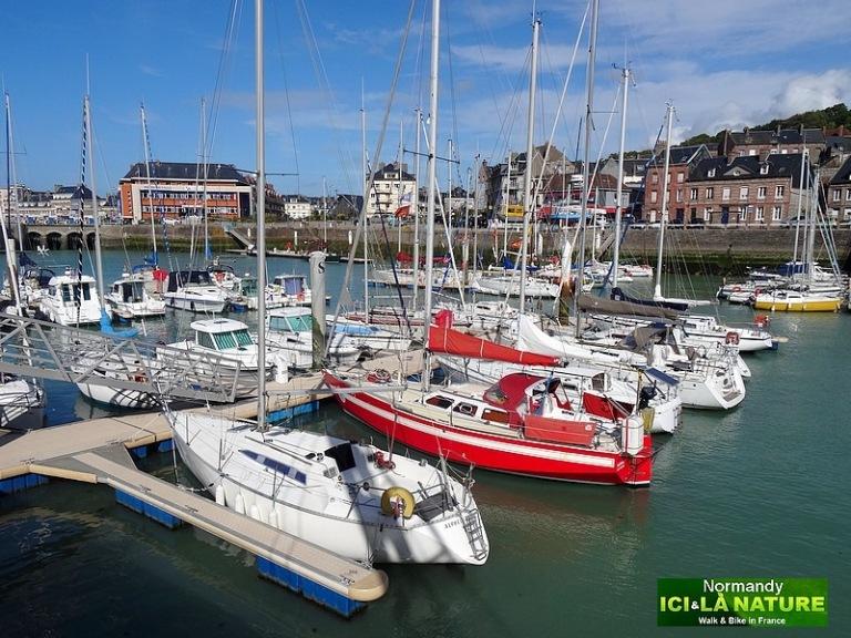 52- saint valery en caux harbour
