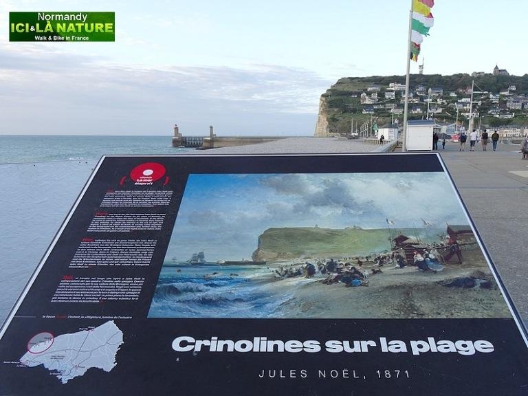 72-crinolines sur la plage jules noel 1871