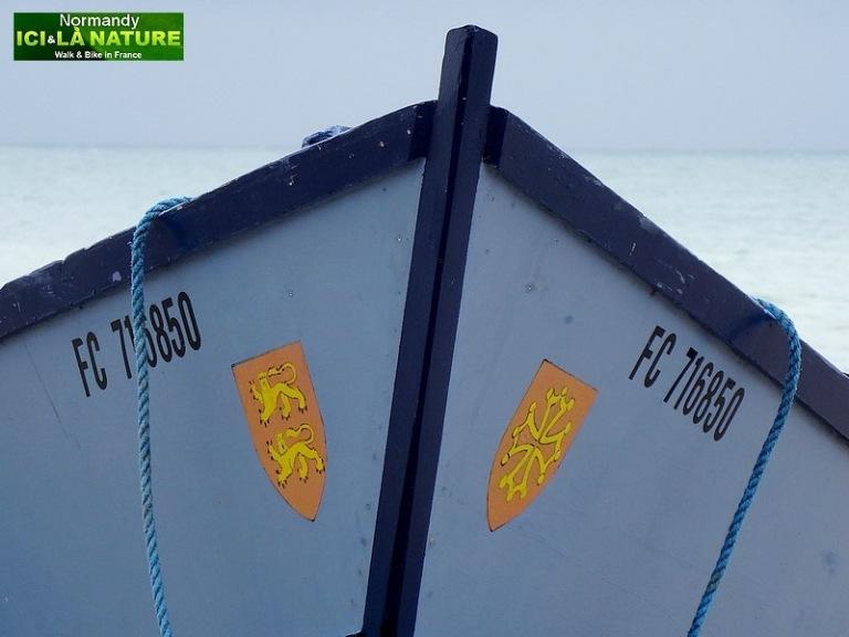 77- bateaux en normandie