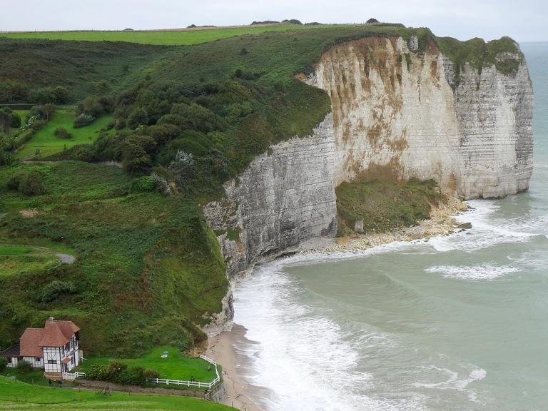 90-coastline normandy
