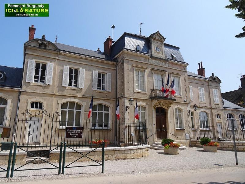 08-mairie de pommard bourgogne