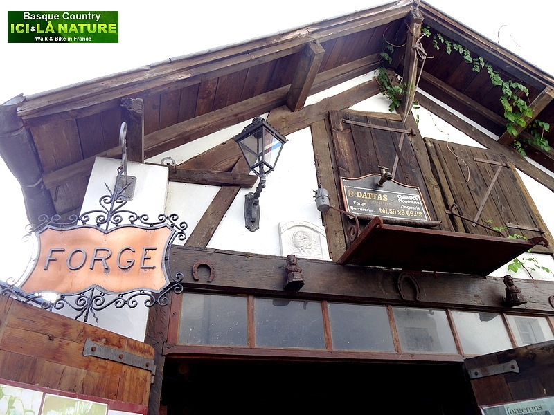 09-vieille forge la bastide clairence