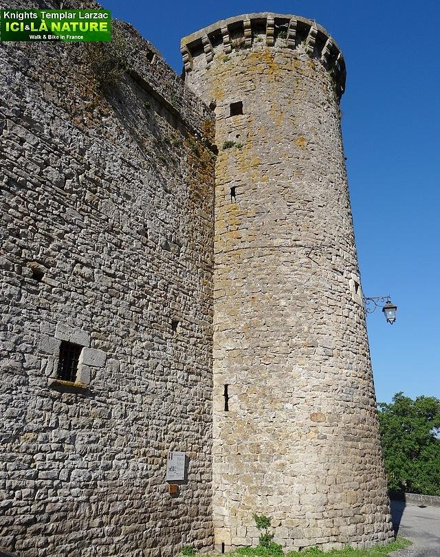 16-tower castel templar