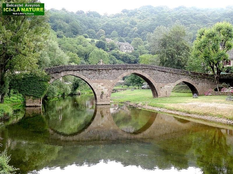 22-old bridge in france
