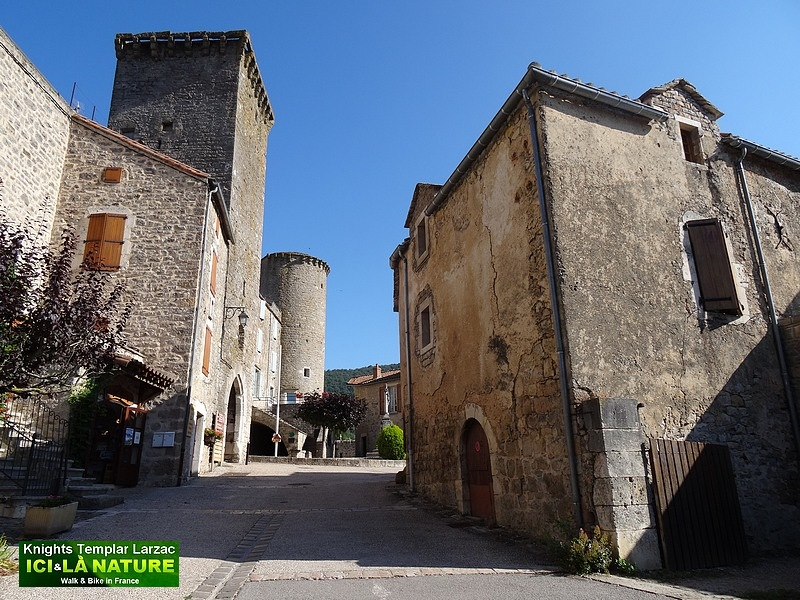24- where to see fortified village france