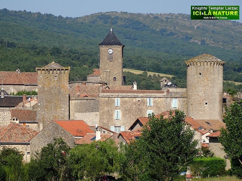 25-fortified place sainte eulalie larzac