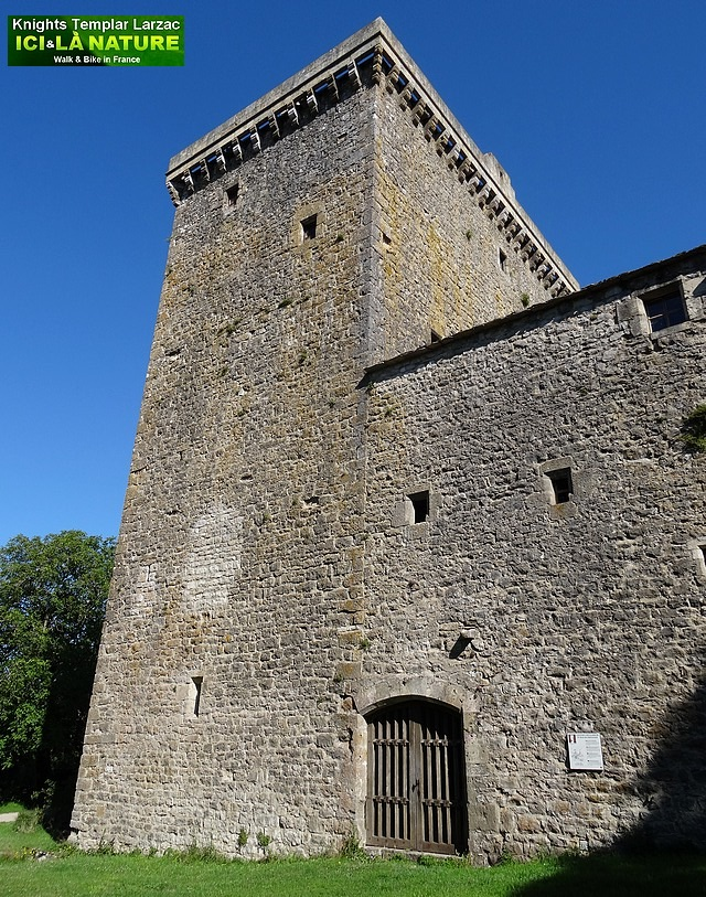 34-ou voir donjon chateau fort