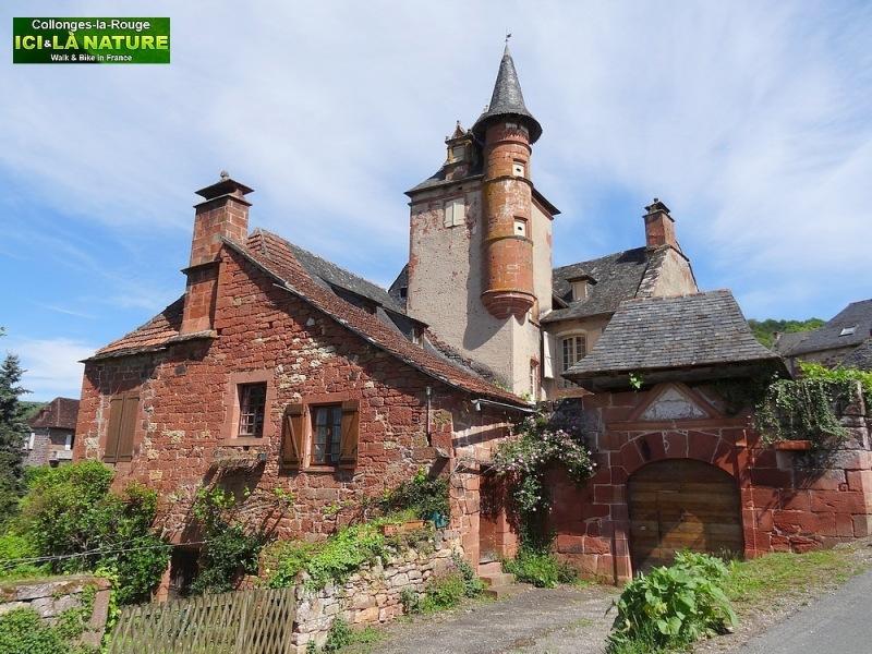 54-medieval village in france
