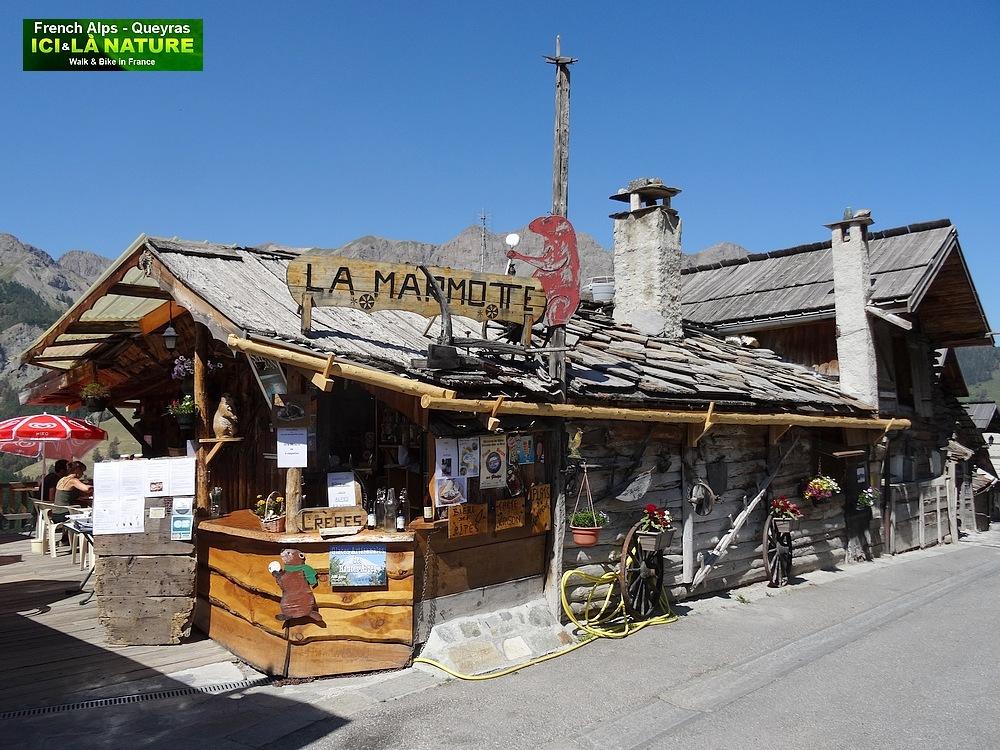 Restaurant St Veran