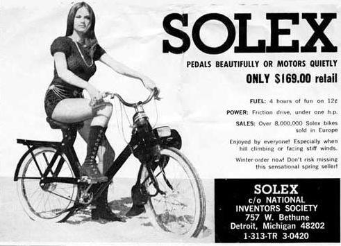 26-SOLEX MOPED