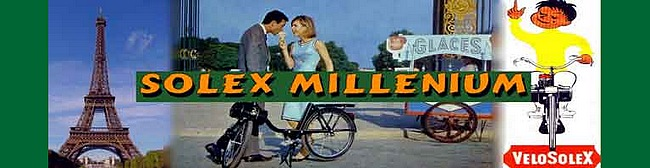 26-VELOSOLEX MOPED MILLENIUM