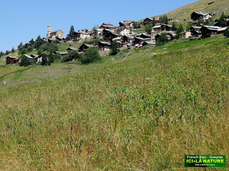 52- randonnées queyras alpes