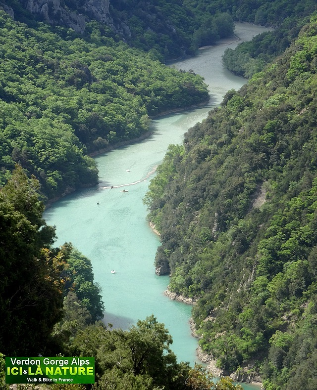 03-gorges du verdon randonnees
