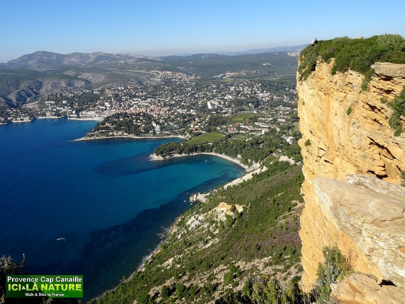 13-itineraries hiking south of france provence