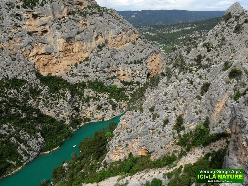 17-trail french alps provence verdon gorge