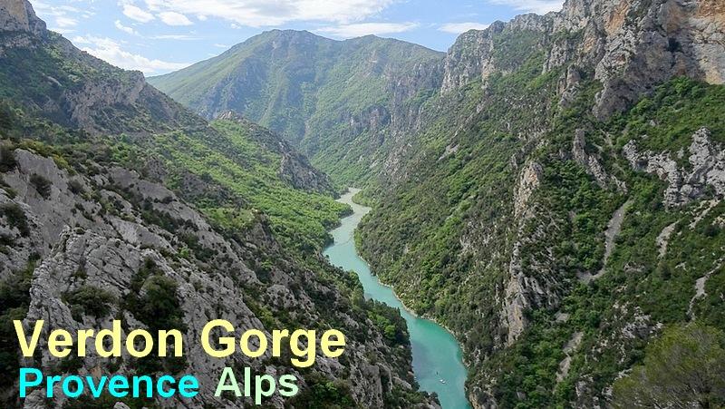 Verdon Gorge Tour