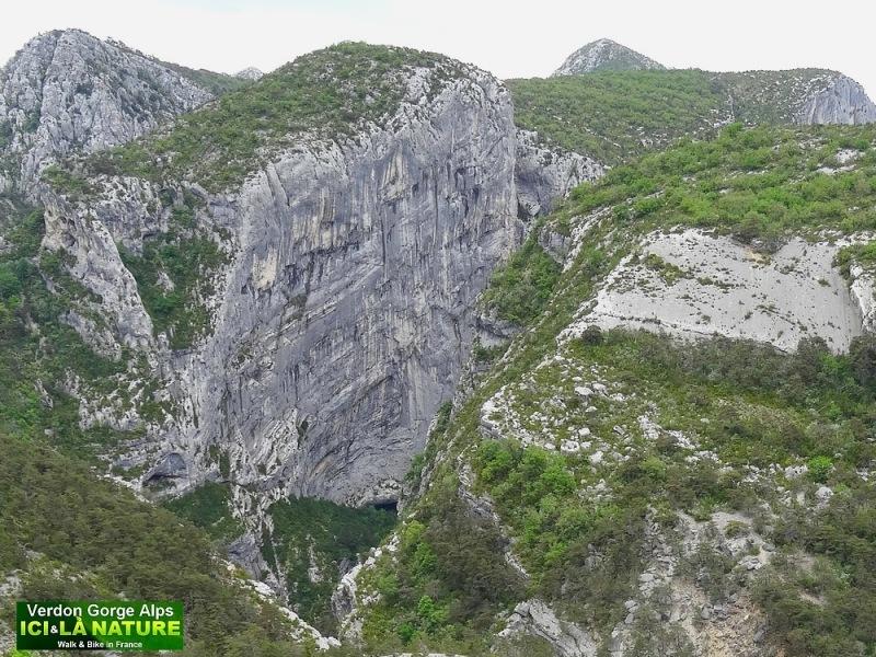 20-biking trekking verdon gorge alps cote azur riviera