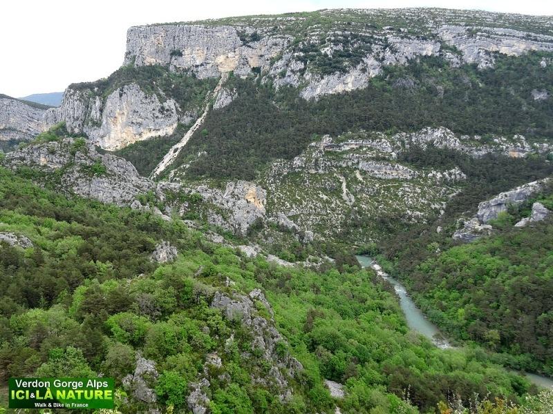 21-verdon alps canyon gorge biking tour