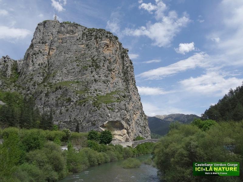 34-CASTELLANE ALPS PROVENCE VERDON CANYON