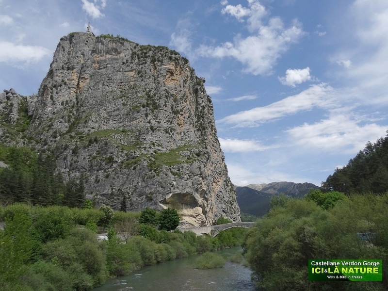 34-CASTELLANE ALPS PROVENCE VERDON CANYON