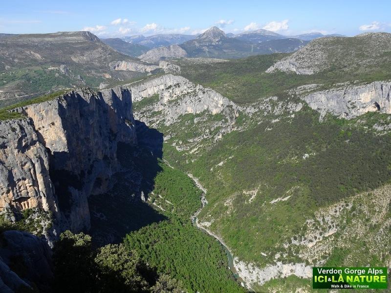 42-climbing trekking alps verdon canyon