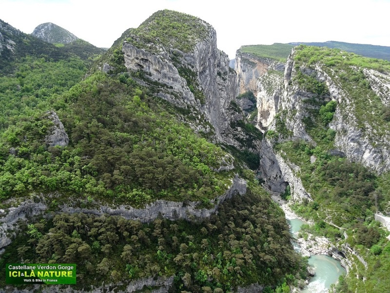 45-verdon gorge castellane provence