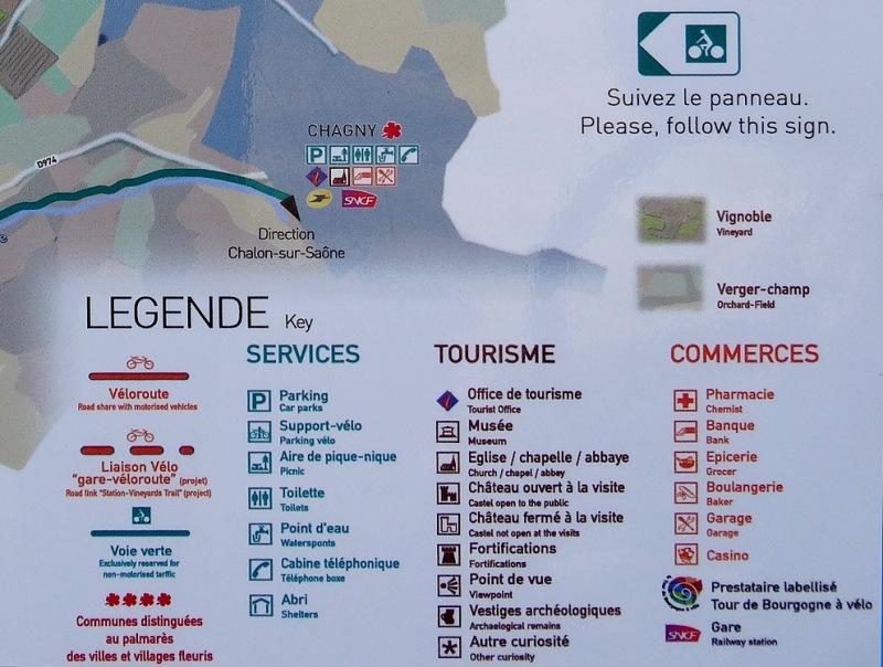 burgundy map key