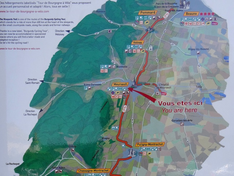burgundy map meursault