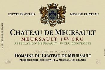 CHATEAU DE MEURSAULT