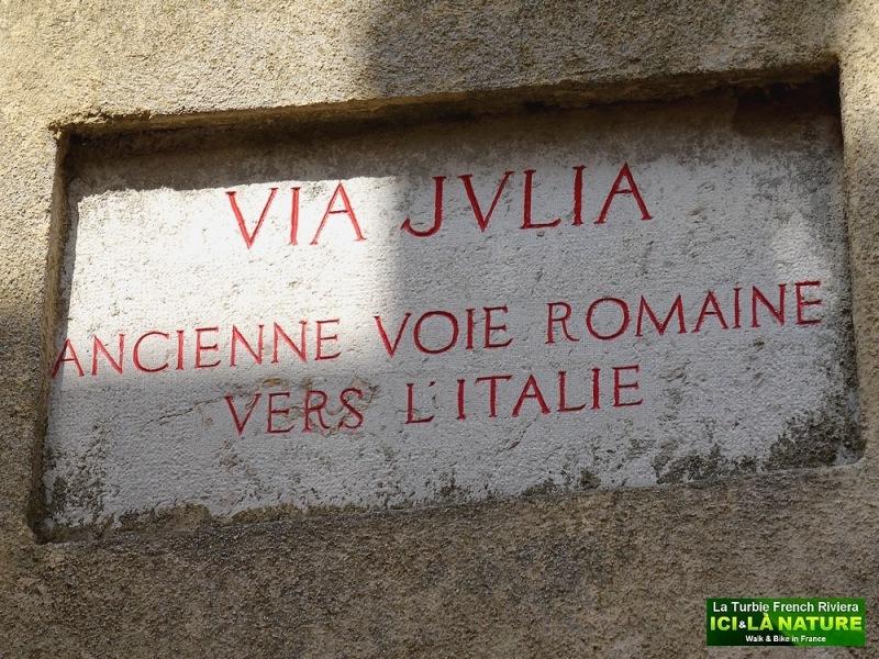 08-VOIE ROMAINE PROVENCE FRANCE ITALIE
