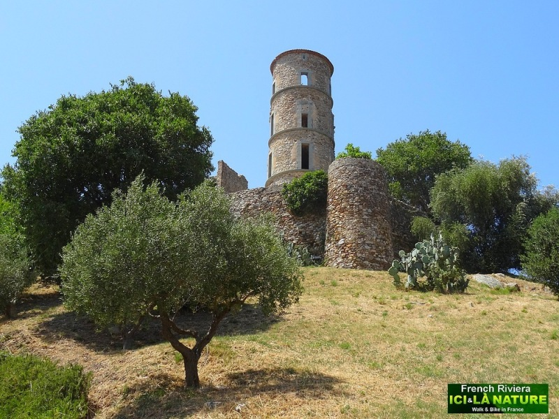 35-medieval castle french riviera provence