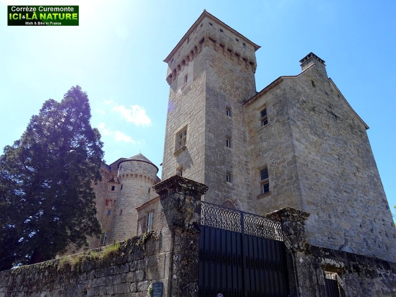 15- correze castle chateau